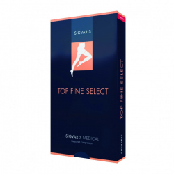 SIGVARIS Top Fine Select Rajstopy uciskowe CCL1